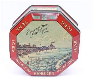 HANCOCK'S TEA TIN