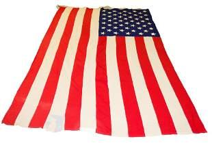 VINTAGE 50-STAR AMERICAN FLAG