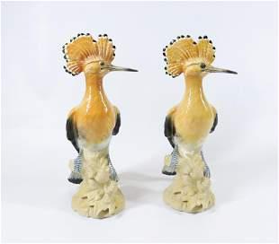 PR. OF HOOPOE BIRD FIGURES