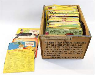 LARGE LOT OF CHILDREN'S 78 RPM RECORDS