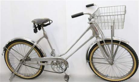 MONARK SILVER KING BICYCLE