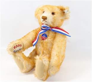 STEIFF 1993 ALICE GROWLER TEDDY BEAR