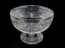 WATERFORD CRYSTAL COMPOTE