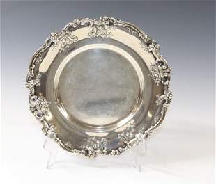 REED AND BARTON STERLING SILVER PLATE