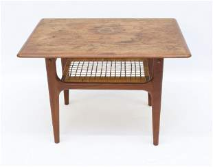 DANISH MODERN SIDE TABLE BY TRIOH