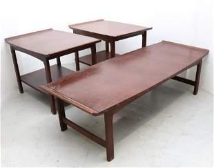 LANE MID-CENTURY MODERN TABLES