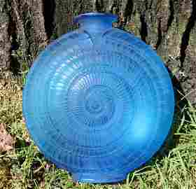 """FINE AND EXTREMELY RARE RENE LALIQUE """"ESCARGOT"""" VASE"""