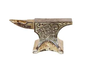 Advertising Anvil Paperweight