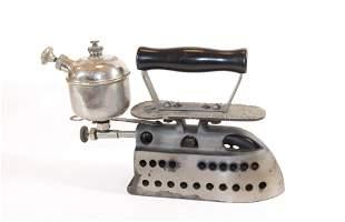 Portuguese Liquid Fuel Iron