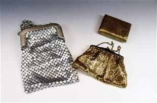 VINTAGE PURSE AND WALLET LOT