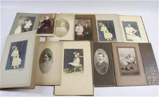 LARGE LOT OF VINTAGE FAMILY PHOTOGRAPHS