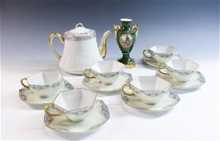 GROUP LOT OF LIMOGES CHINA