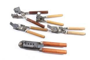 GROUP LOT OF BULLET MOLDS