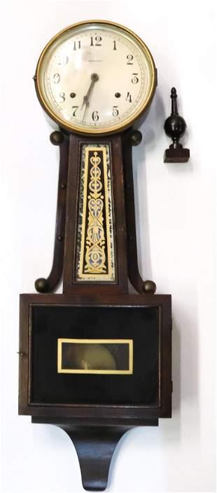 INGRAHAM BANJO CLOCK