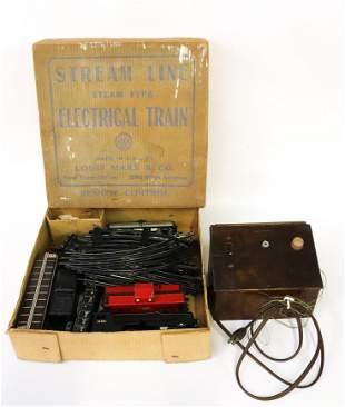 1940S MARX ELECTRIC TRAIN