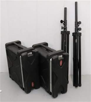 AMP CASES AND SPEAKER STANDS