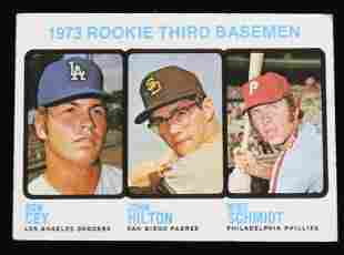1973 MIKE SCHMIDT TOPPS ROOKIE CARD