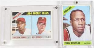 1966 TOPPS BASEBALL CARD LOT