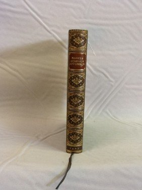 MARCUS AURELIUS LONDON: ARTHUR L. HUMPHREYS 1905 IN