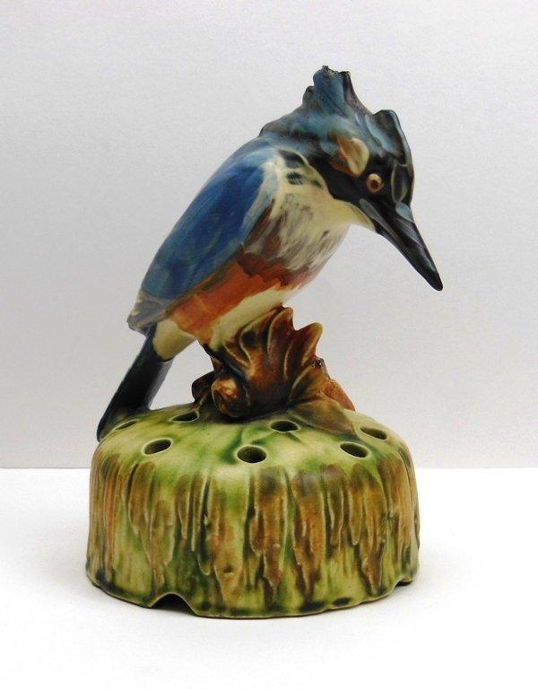 4: Weller Blue Jay Flower Frog
