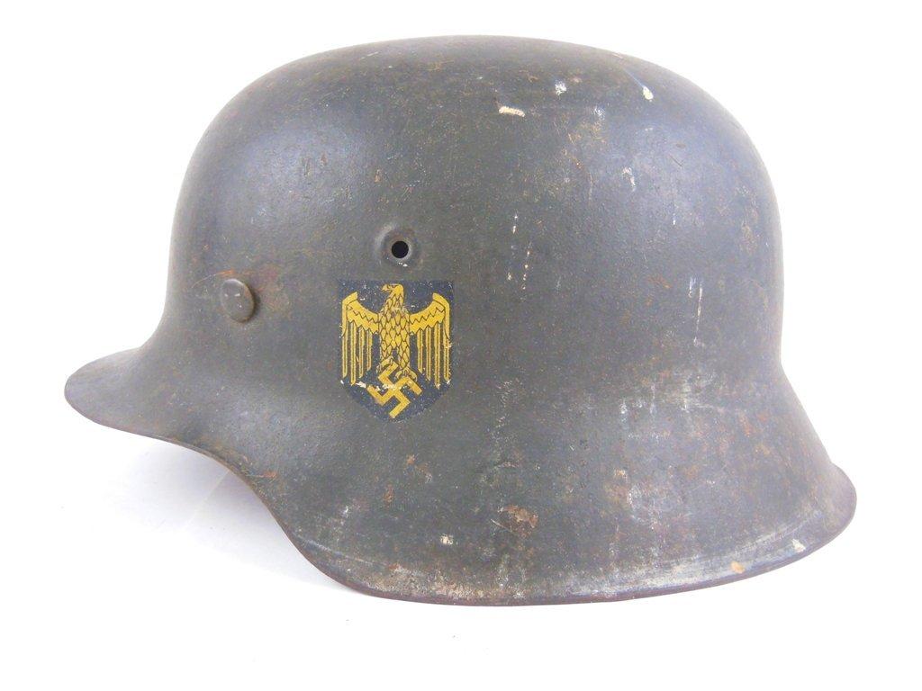 WWII German Army Helmet