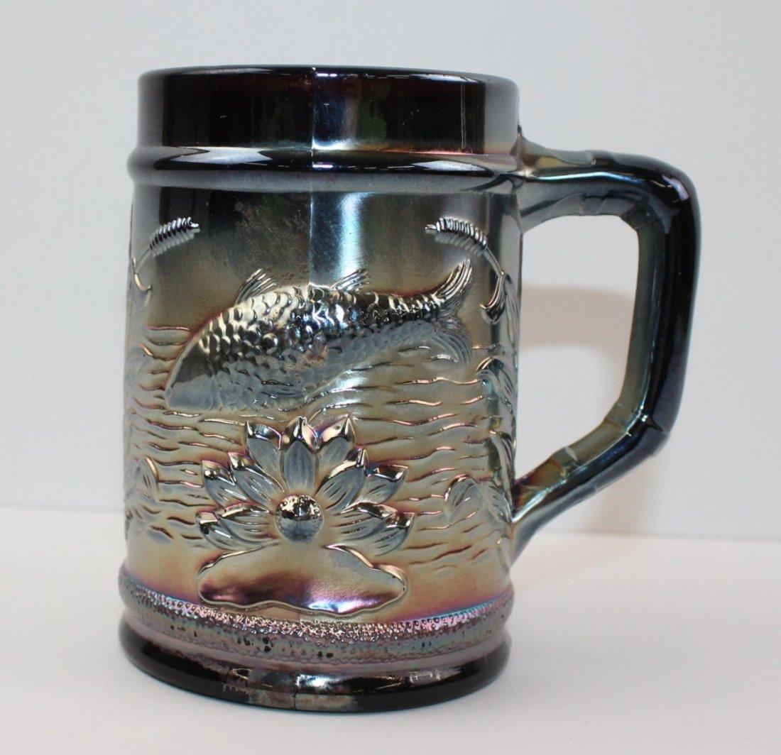 Fisherman's Mug Carnival Glass