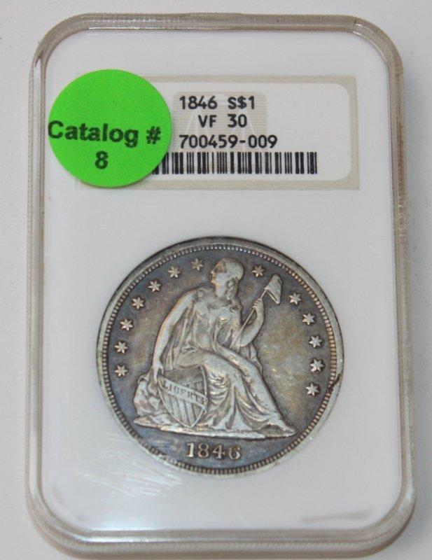 1846 US DOLLAR