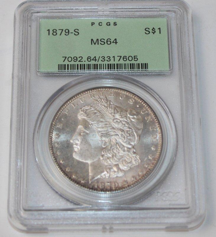 1879 S MOGAN DOLLAR