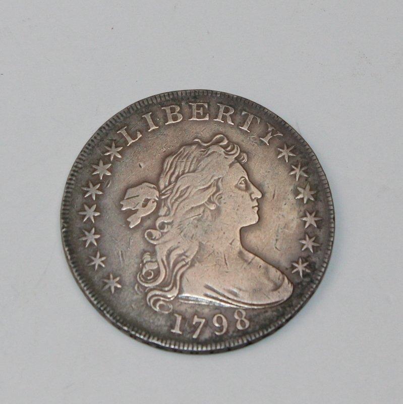 1798 BUST DOLLAR