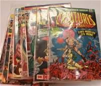 GROUP OF MARVEL COMIC BOOKS