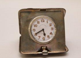 Sterling Travel Clock