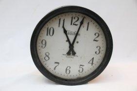 Telchron Wall Clock