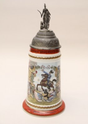 Regimental Beer Stein