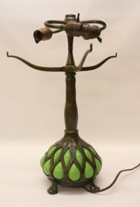 Tiffany Stle Lamp Basw