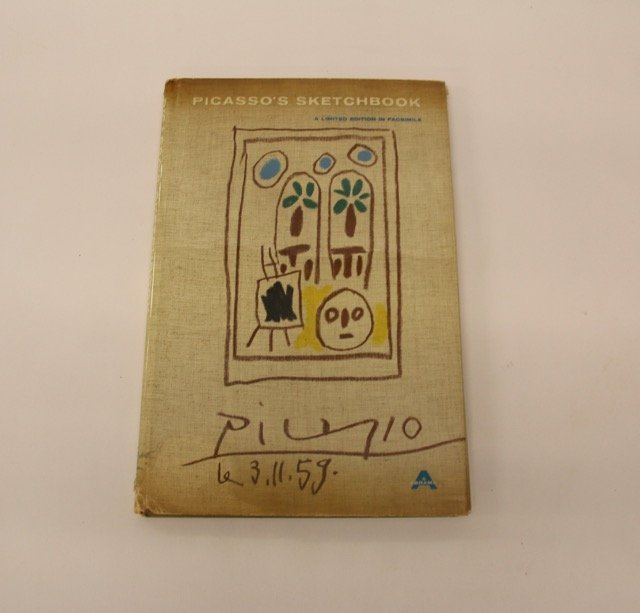 PICASSO'S SKETCHBOOK