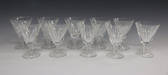 10 - WATERFORD GLASSES