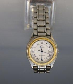 Concord Steeplechase Men's Wrist Watch