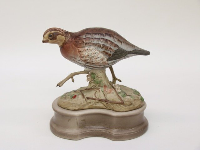 BOEHM SCULPTURE OF QUAIL