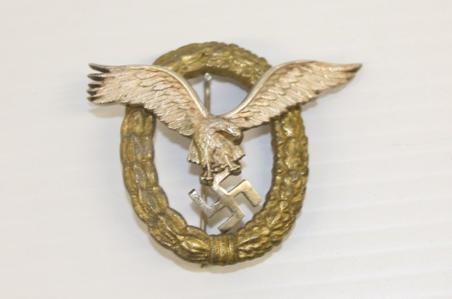 COMBINED PILOTS/OBSERVERS BADGE