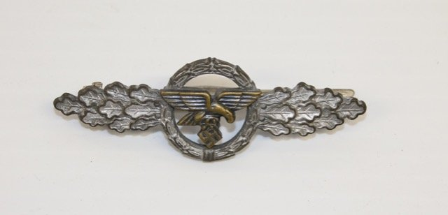 LUFTWAFFE SQUADRON CLASP FOR TRANSPORT PILOTS