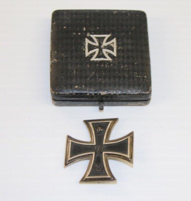 WORLD WAR I GERMAN IRON CROSS