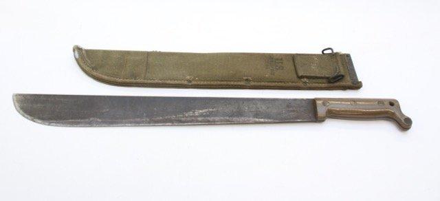 U.S. 1945 MACHETE