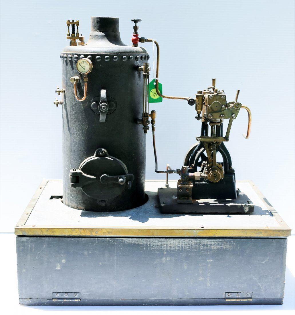 MODEL 2 STEAM ENGINE