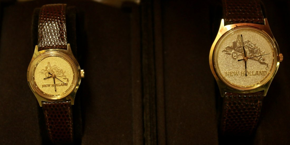 PR. OF NEW HOLLAND WATCHES