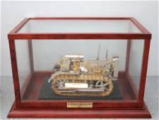 60TH ANNIVERSARY CATERPILLAR TRACTOR