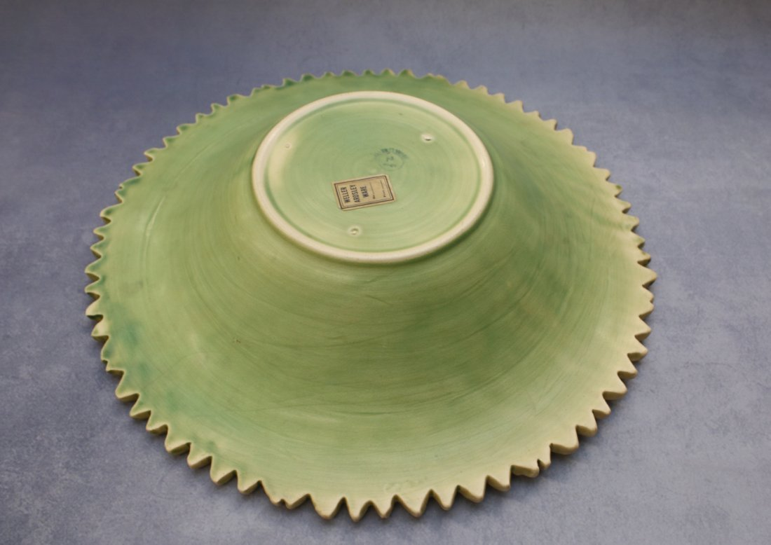"WELLER ""ARDSLEY"" CONSOLE BOWL - 3"