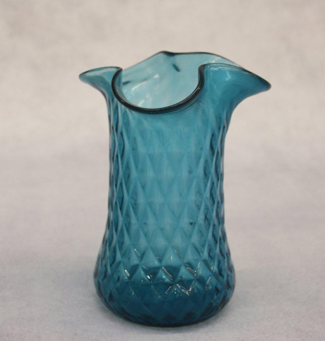 ART GLASS VASES - 4