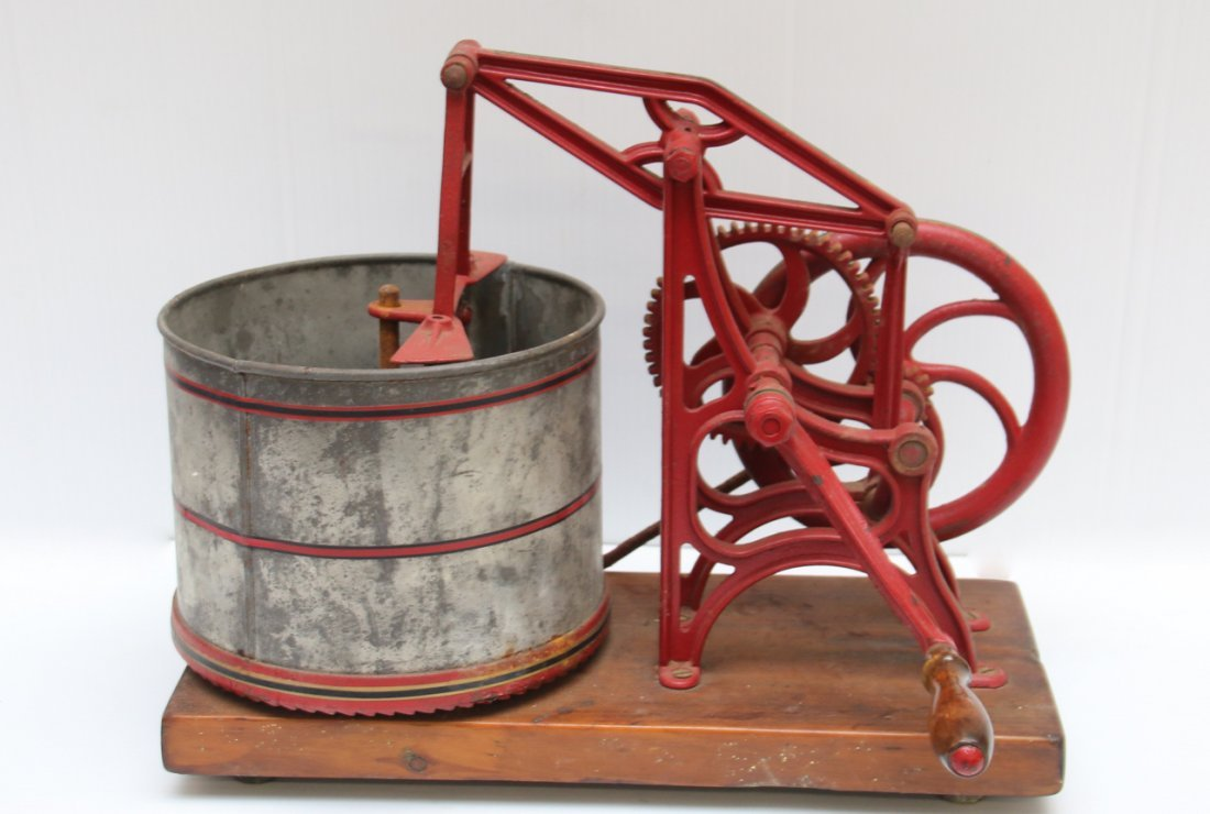 19TH CENTURY FOOD CHOPPER
