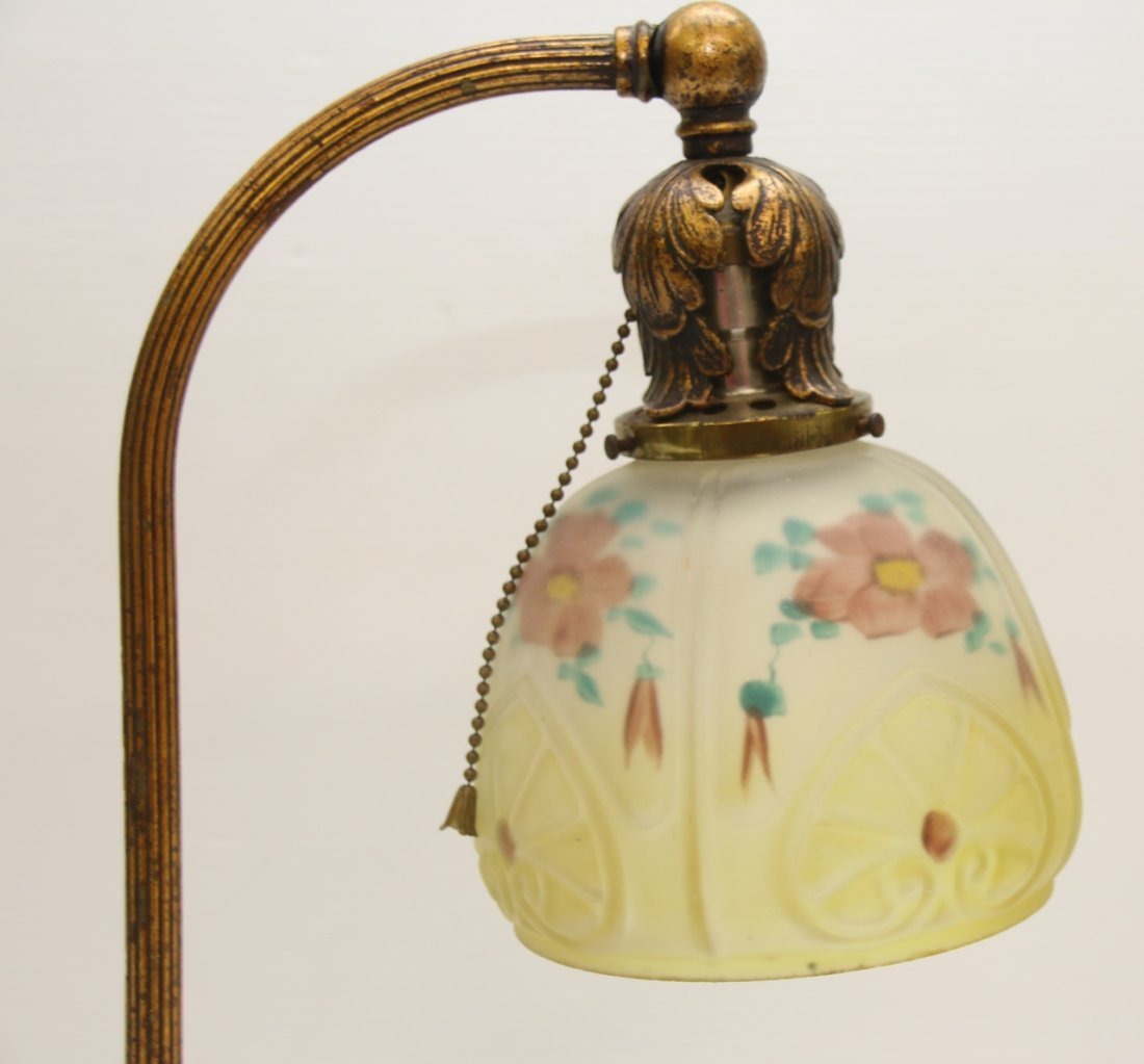 ART DECO TABLE LAMP - 2