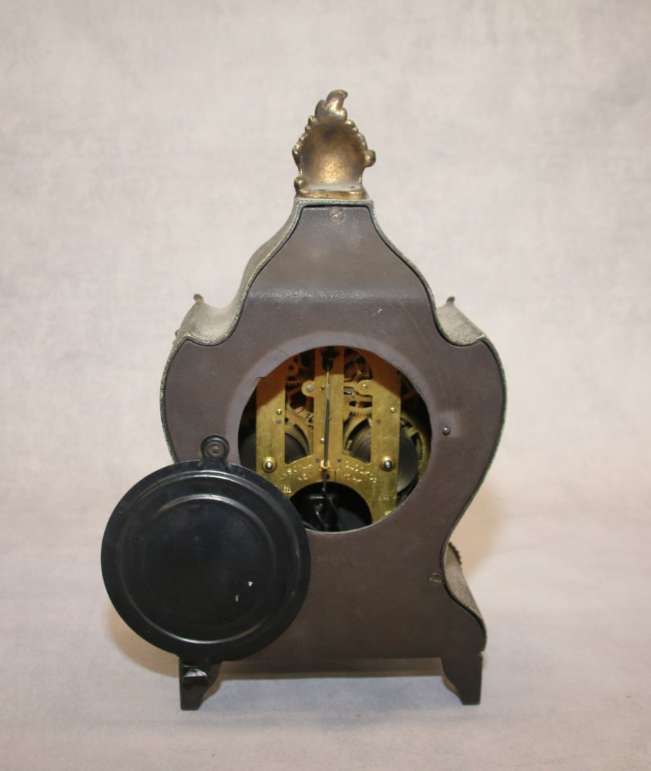 ANSONIA MANTLE CLOCK - 5